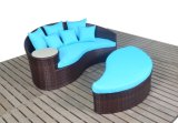 Daybed de Taiji do Rattan