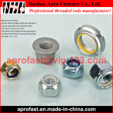 Dispositif de fixation galvanisé de la noix DIN934 Hex