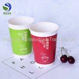 Tazas de té de papel calientes de encargo al por mayor de China