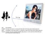 Monitor van het Frame van het Geval van het metaal de Open Touchscreen van 24 Duim en het Scherm van de niet-Aanraking