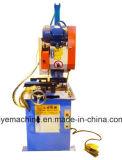 Yj-425y bastidor metálico Cortatubos hidráulico automático de la máquina para tubo de acero inoxidable