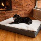 Stuoia di lusso dell'animale domestico del sofà del cane del materasso del cane del fornitore delle basi del cane