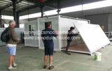Camera d'acciaio prefabbricata veloce del pannello a sandwich di Essembly ENV in Africa