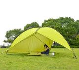 Im Freien kampierende Breathable wasserdichte Leute des Kabinendach-3-4 verdoppeln Zelt