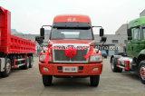FAWの長いタクシーは/長くまたは長いヘッド350HP 6X2トラクターのトラックまたはトラクターヘッドか長いヘッドトラクターまたはトレーラーヘッドまたは重いトラクターヘッドトラックゆっくり進む