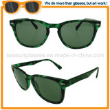 Polarized Anti Glare Sunglasses with Clear Mirror Lens Eyeglass
