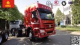 Euro2新しいSinotruk HOWO 371HP 6X4のトラクターのトラックかトレーラーヘッド