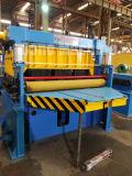 Edelstahl-aufschlitzende Maschine für SS-Rohr
