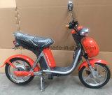 Scooter électrique sans balai avec batterie plomb-acide