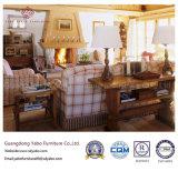 Mobília morna do hotel com a mobília da sala de visitas ajustada (YB-C-3)