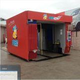 Máquina de lavagem automática totalmente com a arruela de carro de rolagem automática