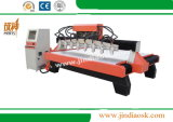 Машинное оборудование маршрутизатора CNC Woodworking Китая Hotsell Zs2018-1h-8s