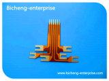 Einseitiges flexibles Gelb des Schaltkarte-kupfernes Vorstand-2 Unze-FPC