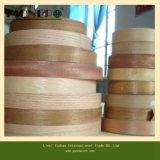 PVC de grãos de madeira Orladora / fita de PVC para mobiliário