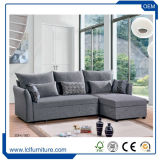 Fabriek van het Bed van de Bank van het Leer van het Huis van de Goede Kwaliteit van China de Nuttige Echte