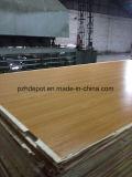 Folheado de madeira de teca Madeira contraplacada ou compensada com o Melhor Preço e boa qualidade