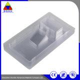 Formato personalizado transparente descartável embalagem blister bandeja plástica