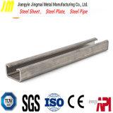 Tipo d'acciaio tipo profilo del mucchio U della struttura laminata a caldo di Z dell'acciaio