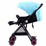 Hohe Ansicht-leichter Baby-Spaziergänger für den Fabrik-Onlineverkauf