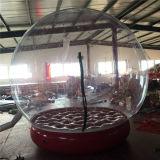 Tenda gonfiabile di pubblicità libera rotonda della bolla del PVC