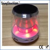 S2 Luz LED coloridos clássica TF Play USB Mini alto-falante Bluetooth (XH-PS-666)