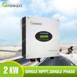 Migliore venditore di Growatt sull'invertitore 2kw di energia solare di griglia 2000W