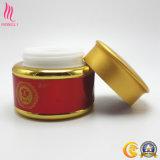 De Schoonheidsmiddelen die van de Kruik van de room voor Skin Care Company verpakken