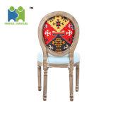 (JILL) Esszimmer-Möbel-Großverkauf-klassischer festes Holz-Stuhl