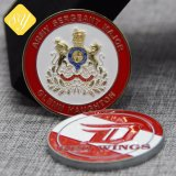 良質の硬貨のレプリカのコピーのカスタム印刷のNypdの硬貨