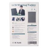 E 작가 아이를 위한 종이를 사용하지 않는 메모 패드 8.5inch LCD 쓰기 정제