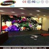 Innenhöhe erneuern P2.5 P3 P4 farbenreiche LED-Bildschirmanzeige
