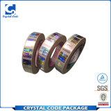 Garantía de alta calidad de impresión de etiquetas etiqueta Holograma