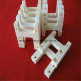 Peças cerâmicas personalizadas elevada precisão da isolação da alumina