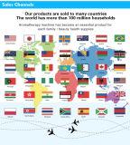 DT-1517B 200ml Huile Essentielle Aroma Diffuseur de 6 heures de travail Certificat de brevet de conception