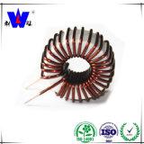 Inducteur toroïdal de faisceau de boucle de pouvoir de bobine de ferrite