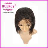 新しい普及したブラジルのバージンのまっすぐな人間の毛髪のレースの前部かつら(FW049b)