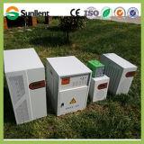 再生可能エネルギーシステムのための220V 380V50kwの三相ハイブリッド太陽インバーター