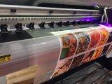 Xaar1201 соответствует ожидаемому производительности и стоимости печати Perfact эффект рулона в рулон индикатор УФ-принтер 1,8 м