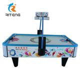 De muntstuk In werking gestelde BinnenSporten van de Machine van het Spel van de Arcade van het Spel van de Lijst van het Hockey van de Lucht van het Vermaak