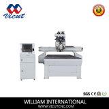 Ranurador automático del CNC del cambiador del eje de rotación (VCT-1530ASC-3)