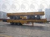 40 FT 3-Axle планшетный стенки трейлер Semi