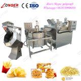 Pommes frites complètement automatiques faisant des pommes chips de machine faisant la machine