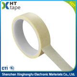 Sola cinta adhesiva eléctrica de enmascarado echada a un lado del lacre