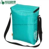 420d Bandoulière Polyester PVC Grand sac isotherme du refroidisseur d'aliments pour le déjeuner