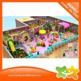 Место детей оборудований игры темы замока крытое мягкое для сбывания