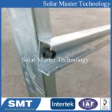 Соединение на массу солнечных фотоэлектрических стеллажа структуры Q235B стальные кронштейны