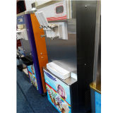 3개의 꼭지 후로즌 요구르트 아이스크림 기계