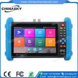 '' IP 7, Ahd, Tvi y Cvi probador del CCTV de las cámaras (IPCT8600HAD)
