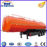半中国の製造者の燃料タンクトレーラーまたはガソリン輸送のトレーラー