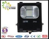 투광램프 5 년을%s 가진 좋은 품질 보장 10W SMD LED, 10W LED 투광램프